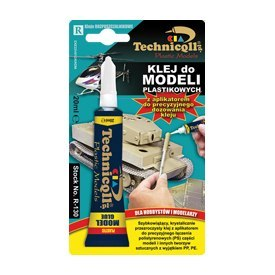 TECHNICQLL Klej do modeli 20ml R-130